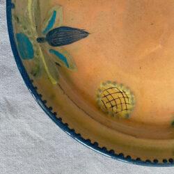 French Country Pottery Tart Platter - FCPTAPL3