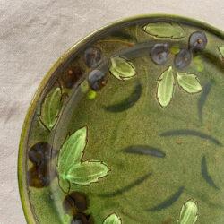 French Country Pottery Tart Platter - FCPTAPL7
