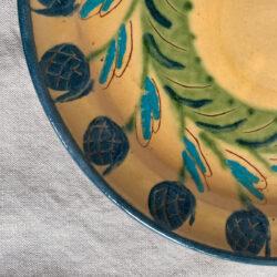 French Country Pottery Tart Platter - FCPTAPL8