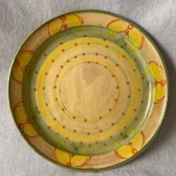 French Country Pottery Tart Platter - FCPTAPL9
