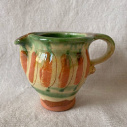 French Country Pottery Small Jug - FCPTIJ3