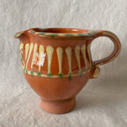 French Country Pottery Small Jug - FCPTIJ5