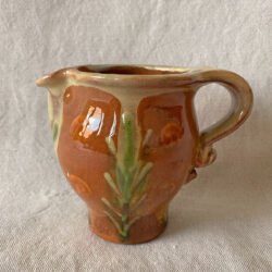 French Country Pottery Small Jug - FCPTIJ6