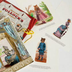 Pollock's Toy Shop - The Grand Visitoria Tinsel