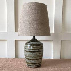 Jack Welbourne Lamp stripes JWLB4