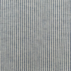 Indigo Extra Wide Strand Narrow Stripe Tinsmiths