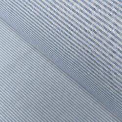 Sky Blue Extra Wide Strand Narrow Stripe Tinsmiths