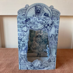 Pollock's Toy Shop - Frostiana Diorama Card