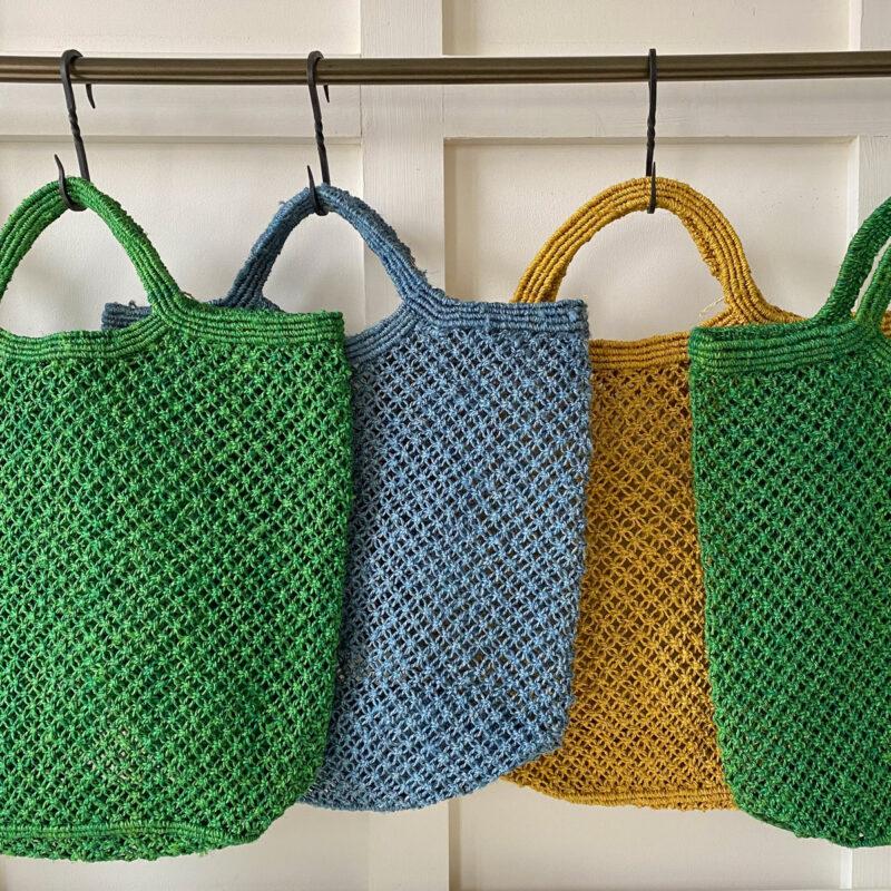 Handmade Macramé Bag