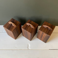 Hardwood Caddy - Walnut & Sycamore