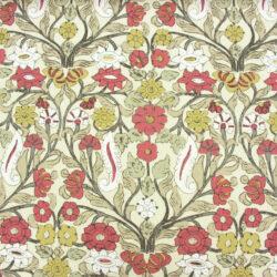 Cotton Fabric Flo Tinsmiths