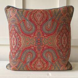 Paisley Cushion Tinsmiths