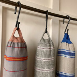 Draught Excluder with Hanging Loop