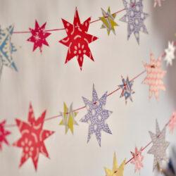 Make a Star Garland